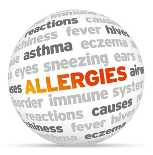 The younger your child's allergies are treated, the more likely there is a chance to impact the developing immune system and stop the progression of allergies.