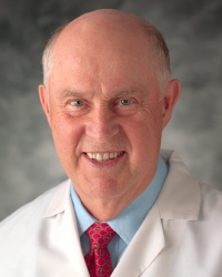 Clinic founder, David Morris, MD, ABFP, ABAI, FACA