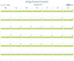pollen-count-calendar