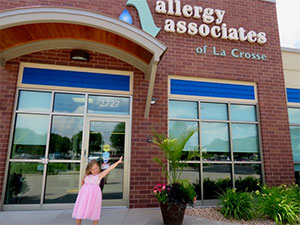We would recommend Allergy Associates and Dr. Mary in a heartbeat. We look forward to celebrating in the near future — an allergy free child! A true miracle.
