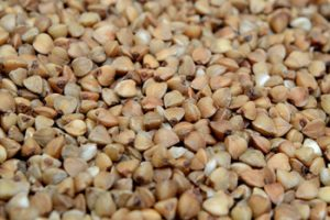 Buckwheat, a seed, is considered a pseudo grain just like quinoa and amaranth. Despite its conflicting name, this seed is naturally gluten-free.