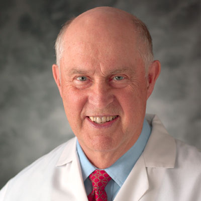 Clinic founder, David L. Morris, MD, ABAI, ABFM